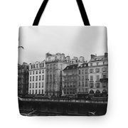 Urban Bird Tote Bag