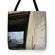 Urban Decay Train Bridge 2 Tote Bag