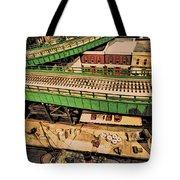 Urban Dock Tote Bag
