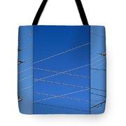 Urban Electric Tote Bag