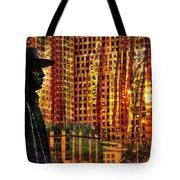 Urban Guru Tote Bag by Skip Hunt