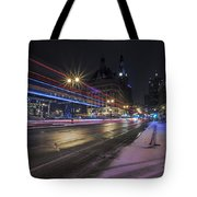 Urban Holiday  Tote Bag