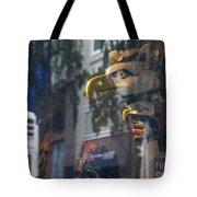 Urban Indian Symbolism Tote Bag