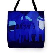 Urban Jungle Tote Bag