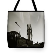 Urban Mosque Tote Bag