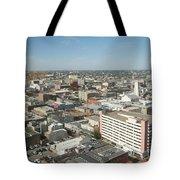 Urban Orleans Tote Bag
