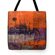 Urban Rust Tote Bag