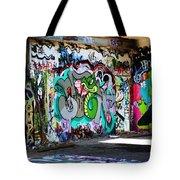 Urban Serpent Tote Bag