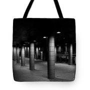 Urban Silence.. Tote Bag