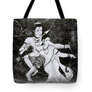The Hindu Epic Tote Bag