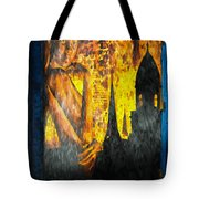Urban Sunset Tote Bag by Bob Orsillo
