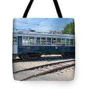 Urban Transportation Tote Bag