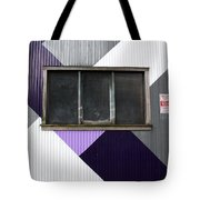Urban Window- Photography Tote Bag
