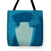 Urn On Canvas Tote Bag
