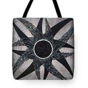 Ursa Major Iris Constellation Tote Bag