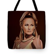 Ursula Andress Tote Bag by Paul Meijering