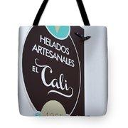 Uruguay Helados Tote Bag