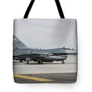 U.s. Air Force F-16c Planes Undergo Tote Bag