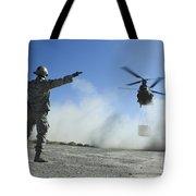U.s. Air Force Master Sergeant Guides Tote Bag