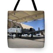 U.s. Air Force Pilot Performs Final Tote Bag
