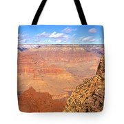 Us, Arizona, Grand Canyon, View Tote Bag