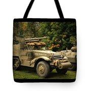 Us Armor Tote Bag