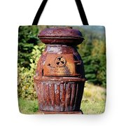 Us Army Cannon Heater No 18 Tote Bag