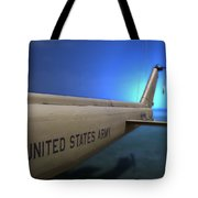 Us Army Helicopter Tote Bag