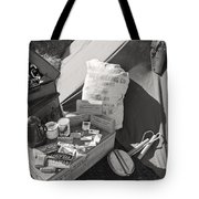 Us Army Rations Tote Bag