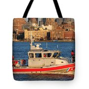 U.s. Coast Guard - Always Ready Tote Bag