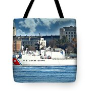 Us Coast Guard Tote Bag
