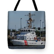 Us Coast Guard Yellowfin Tote Bag