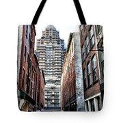 Us Customs House Philadelphia Tote Bag