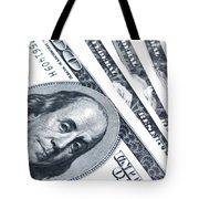 Us Dollar Bills  Tote Bag
