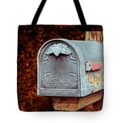 U.s. Mail Approved Tote Bag