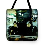 Us Mail Delivery  Tote Bag