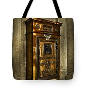 Us Mail Letter Box Tote Bag
