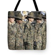 U.s. Marine Corps Female Drill Tote Bag