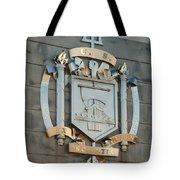 Us Naval Academy Insignia Tote Bag