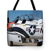 Us Navy Plane 001 Tote Bag