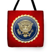 Presidential Service Badge - P S B Tote Bag