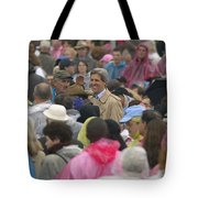 U.s. Senator John Kerry, Amidst Tote Bag
