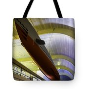 U.s. Submarine Museum 4 Tote Bag