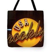 Usa Brooklyn Tote Bag