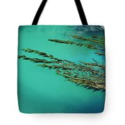 Usa, California, Seaweed Floating Tote Bag