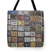 Usa-everywhere Tote Bag