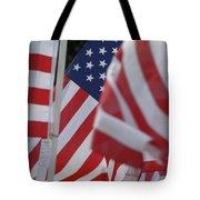 Usa Flags 01 Tote Bag