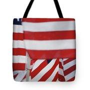 Usa Flags 02 Tote Bag