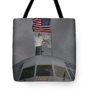 Usa In Africa Tote Bag