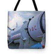 Usa Space Tote Bag